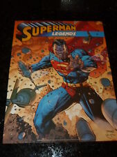 """SUPERMAN LEGENDS """"POSTER"""" 1 -  Size 10"""" by 13"""" from a US Marvel Comic"""