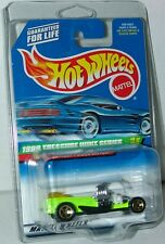 Hot Wheels 1999 Treasure Hunt 4/12 Rigor Motor #932 Limited Edition MOMC