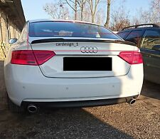 AUDI A5 REAR BOOT / TRUNK SPOILER S5 RS5 LOOK NEW S-LINE