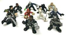 "Joe Combat Heroes mini 1/"" action Figure Gift M557 New 6pcs Toys DOLL Hasbro G.I"