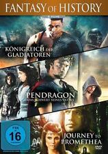 Fantasy of History (2014) - 3 FILME AUF 1 DVD - NEU & OVP