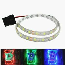 0.5m-3m SMD 5050 PC Computer Decoration Lighting Case Flexible Strip Light DC12V
