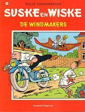 SUSKE EN WISKE 126 - DE WINDMAKERS