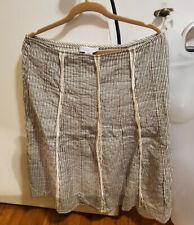 Emanuel Ungaro Womens Side Zip Below Knee Length Sz 16 A Line Skirt