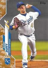 2020 Topps Series 2 Camo Parallel /25 #438 Danny Duffy - Royals