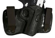 Tagua DCH-010 Dual Clip Holster - Keltec 380 - Black, Right Hand
