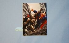 Batman V Superman Hubsnaps Checklist #23 Batman Punch Uncommon