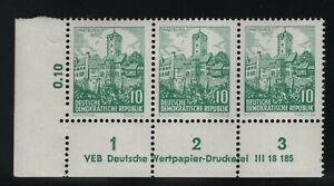 DDR Druckvermerk   M.Nr.  836     postfrisch **          ungefaltet.