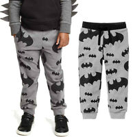 Toddler Baby Kids Boy Cartoon Batman Printed Pants Casual Trousers Leggings 2-7T
