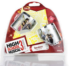 Disney High School Musical 3 Portátil PC USB Enchufe Altavoces DSY SP442 NUEVO