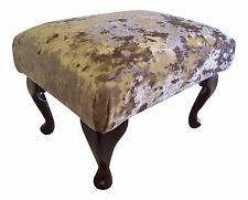 Unbranded Queen Anne Style Ottomans & Footstools