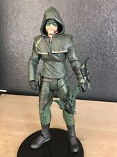 Arrow #4 Action Figure DC Collectibles Green Arrow Pre Owned With Box