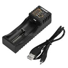 LiitoKala Lii-100 Battery Charger for NiMH Lithium 18650/18350/10440/14500 F2Z3
