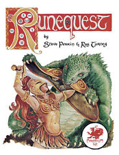 RuneQuest 2016 Anniversary Edition, Kickstarter Leatherette - New & Seled Eng