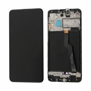 OLED For Samsung Galaxy A10 SM-A105M/DS LCD Display Touch Screen Digitizer+Frame