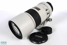 Nikon Nikkor 300mm F/4 D ED IF AF-S Light Gray Autofocus Lens {77}