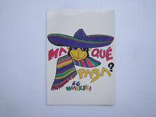 Carte postale ancienne L.C. LC Waikiki Maqué pasa - Le mexicain