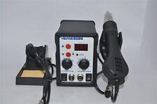 YOUYUE 8586 2in1 Digital Hot Air Gun Soldering Station BGA SMD Hot air rework