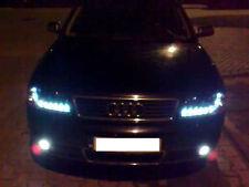 LAMPADE FENDINEBBIA H11 LED CREE RESISTENZA CANBUS 6000K AUDI A4 B6 01-04