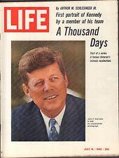 Life Magazine July 16 1965 Birthday John F. Kennedy VG 051816DBE