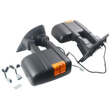 Left + Right electric heating/rear view mirror with LED signal for Ford F250