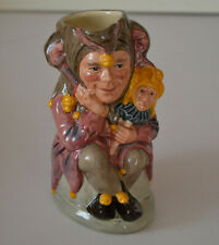 Royal Doulton ''The Jester'' Limited Edition Toby Mug