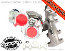 VW Golf Plus 1.9 TDI Turbolader 77kw BKC Turbocharger 751851-5004S NEU NEW