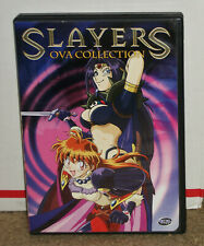 Slayers OVA Collection DVD 2-Disc Set With Previews Disc