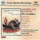 Gilbert & Sullivan - The Gondoliers ( Naxos 2 CD 2002)