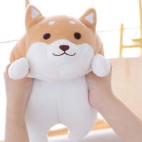 Cute Cartoon Shiba Inu Dog Animal Plush Toys Soft Stuffed Cushion Gift Home CY