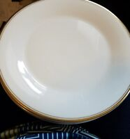 "Royal Doulton  CONCORD GOLD 8 1/8"" Salad Plates Set of 5"
