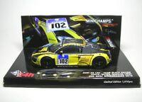 Audi R8 LMS No. 102 24h ADAC Nürburgring 2010