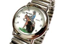 Reloj pulsera hombre PITTERS WATCH QUARTZ Original Vintage