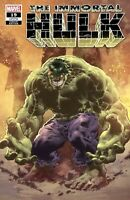 💥 IMMORTAL HULK #19 MIKE DEODATO Exclusive Cover A 🔥 Limited To 3000 NM