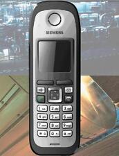 Siemens gigaset m2 Professional terminal móvil auricular mano parte junto a organismo