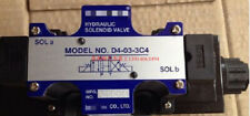 1PCS NEW Solenoid valve D4-02-3C4 AC110V