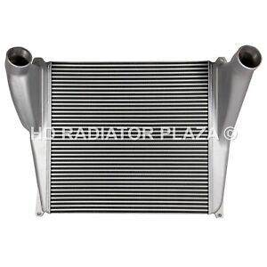 "Charge Air Cooler For Kenworth T300 T400 T600A T800 W900 28 1/4"" x 27 5/16"" Core"