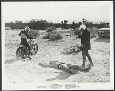 The Dirt Gang '73 MOTORCYCLES BIKERS MAN SAND RARE