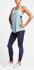 NIKE POWER LEGENDARY MID RISE TIGHTS SZ: WMNS XS 803431-533 RETAIL: $105.00