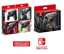 Manette Nintendo SWITCH PRO NEUVE sans fil - 5 éditions au choix
