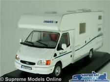 FORD TRANSIT MK5 MODEL CAMPER VAN 1:43 SCALE IXO MOTOR HOME 2000 CHAUSSON K8