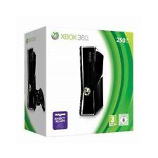 Xbox 360 - Konsole Slim 250GB #glossy-schwarz mit OVP sehr guter Zustand