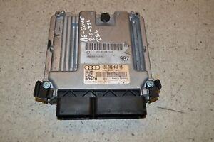 Audi A6 ECU Unit 03G906016HS A6 2.0 TDi Engine Control Unit 2006 Engine Code BLB