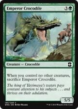 MTG Eternal Masters Emperor Crocodile 165/249 FOIL NM Magic the Gathering EMA