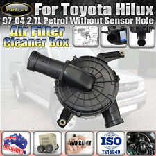 Air Filter Cleaner Box for Toyota Hilux 97-04 2.7L Petrol Without Sensor Hole