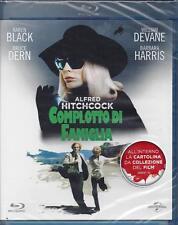 Blu Ray disc **COMPLOTTO DI FAMIGLIA** di Alfred Hitchcock nuovo sigillato 1976