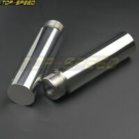 2pcs 39mm Fork Tube 5 inch Extensions For Harley Dyna Glide Sportster XL1200 883