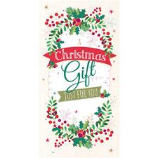 Tarjeta de Navidad (SINGLE) - Dinero Cartera-Corona & Banner