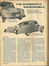 Rod Builder #2 Automotive Periodicals Inc 1957 Henry J 2.5 Nitro Dragster