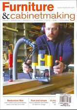 Furniture & Cabinetmaking November 2017 Design Inspiration Projects Techniques..